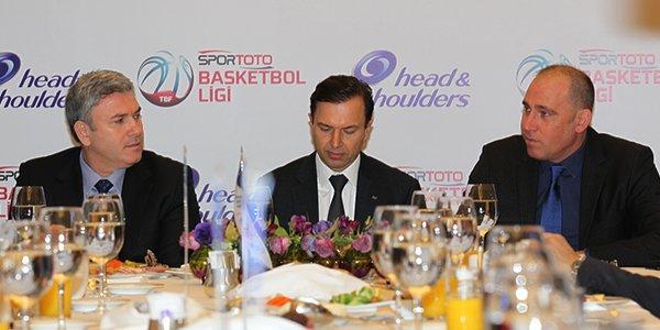 Head&Shoulders Spor Toto Basketbol Ligi Resmi Sponsoru Oldu