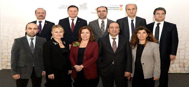Şölen 'Mozaik Yolu Projesi'ne sponsor oldu
