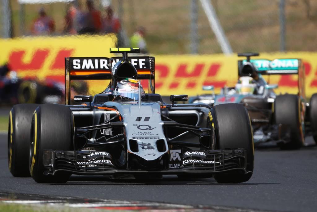 Force India – Smirnoff arasında 5 yıllık sponsorluk anlaşması