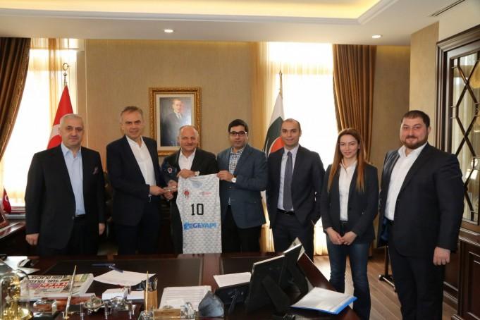 Çekmeköy Belediyesi Kadın Basketbol Takımı'na yeni sponsor