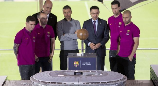 """Barcelona, """"Espai Barça"""" ya sponsor arıyor"""