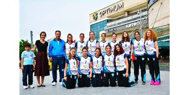 Optimum Alışveriş Merkezi Adana Voleybol'a sponsor oldu