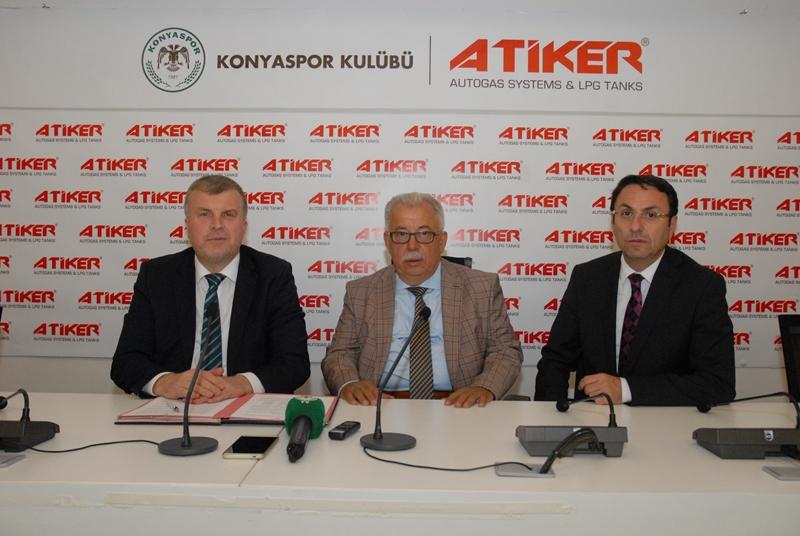 Konyaspor'un ismine ne zaman Atiker gelecek?
