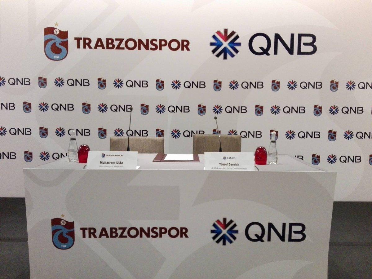 Trabzonspor QNB sponsorluk anlaşmasının detayları