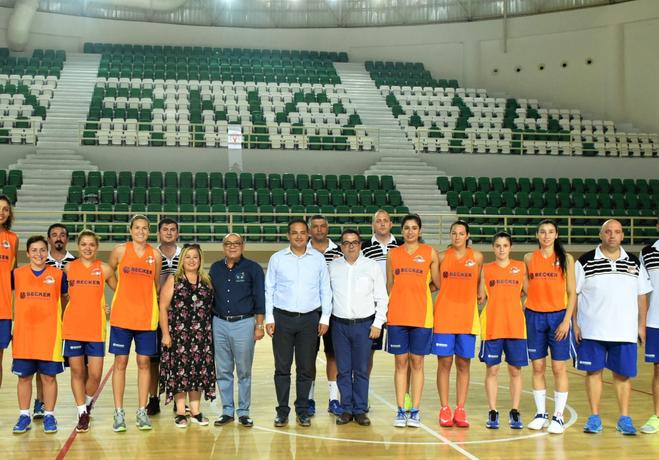 Bornova Becker Spor, sponsor sayısını 30 yaptı