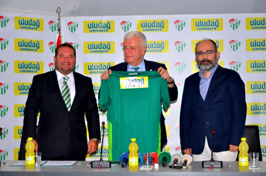 Bursaspor – Uludağ İçecek sırt sponsorluğu anlaşması detayları