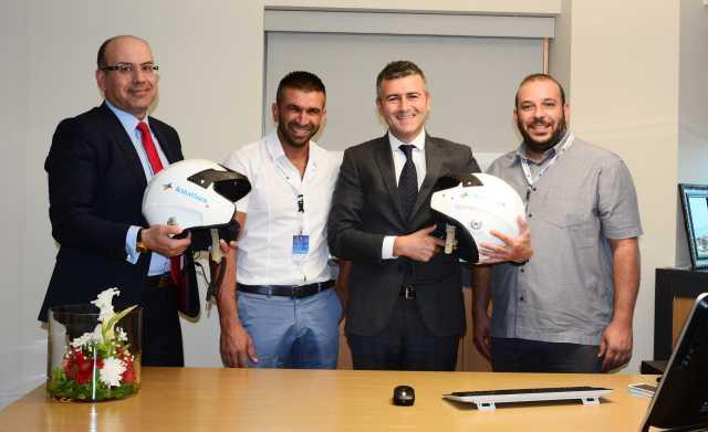 Rallici Ömer Yıldız'a İktisatbank sponsor oldu