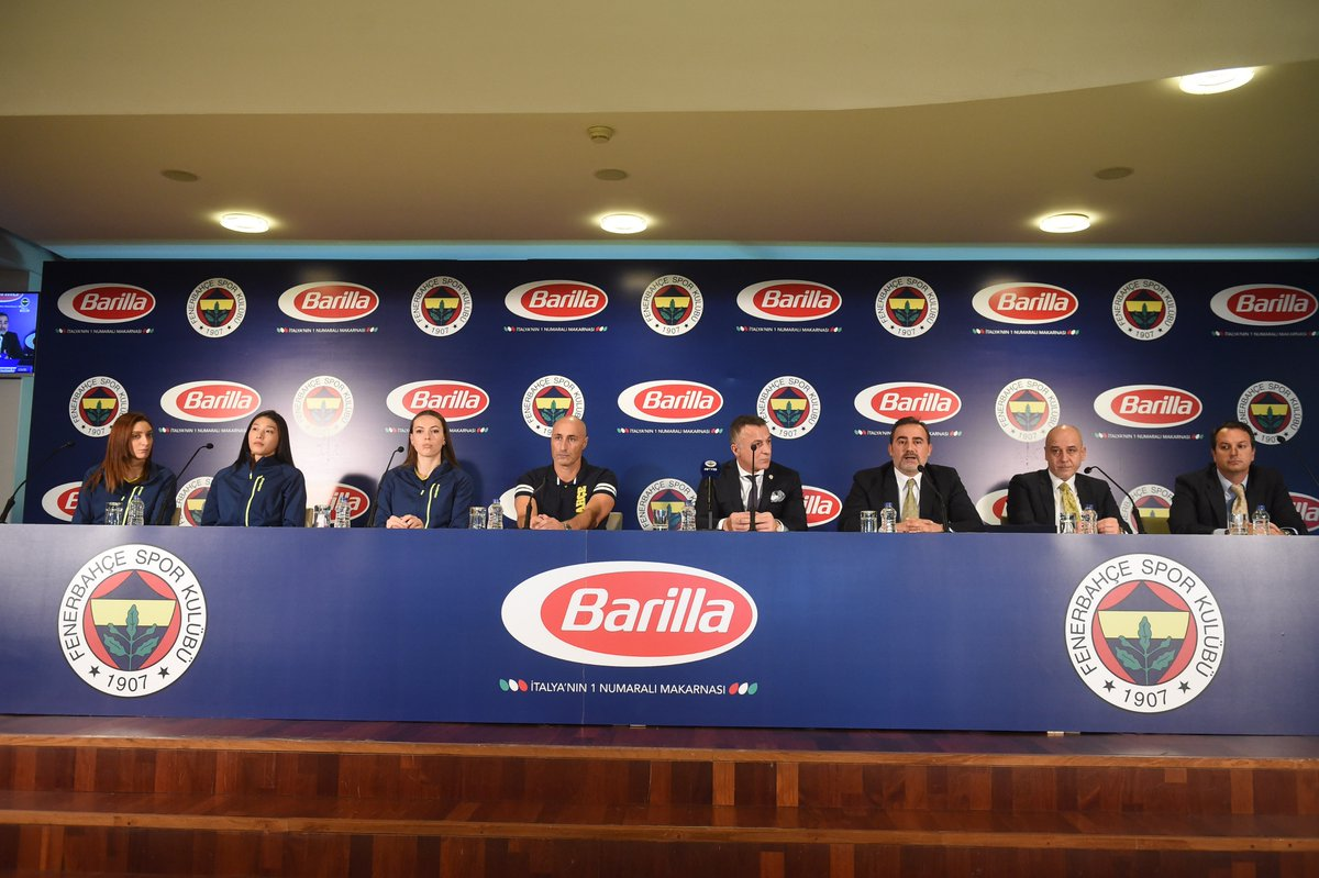 Fenerbahçe – Barilla Sponsorluk Anlaşmasının Detayları