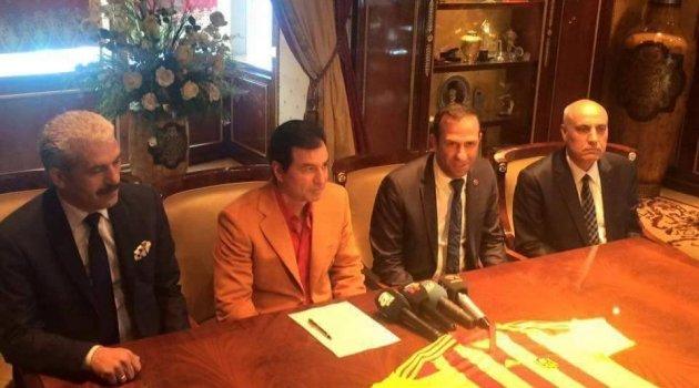 EVKUR, Yeni Malatyaspor'a isim sponsoru oldu