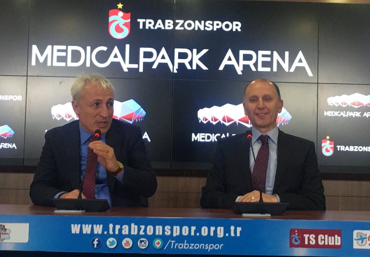 Medical Park, Trabzonspor'un Stadyum İsim Sponsoru Oldu