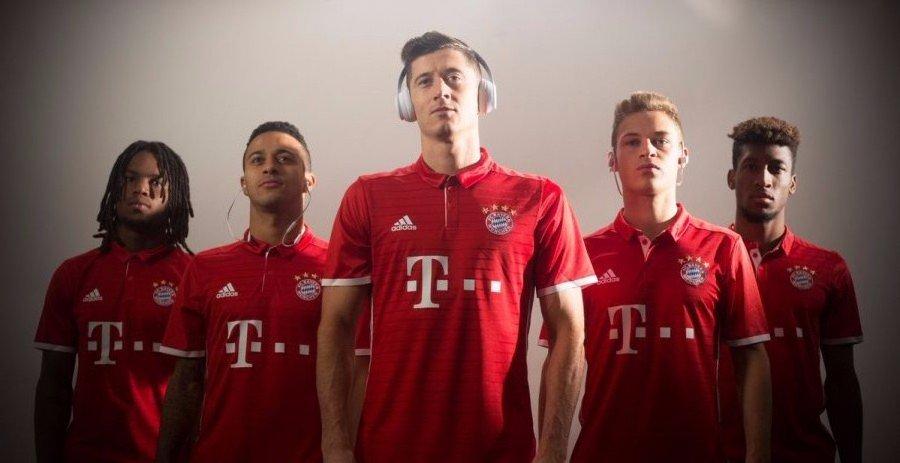 Apple Music, FC Bayern Münih'in resmi müzik servisi oldu