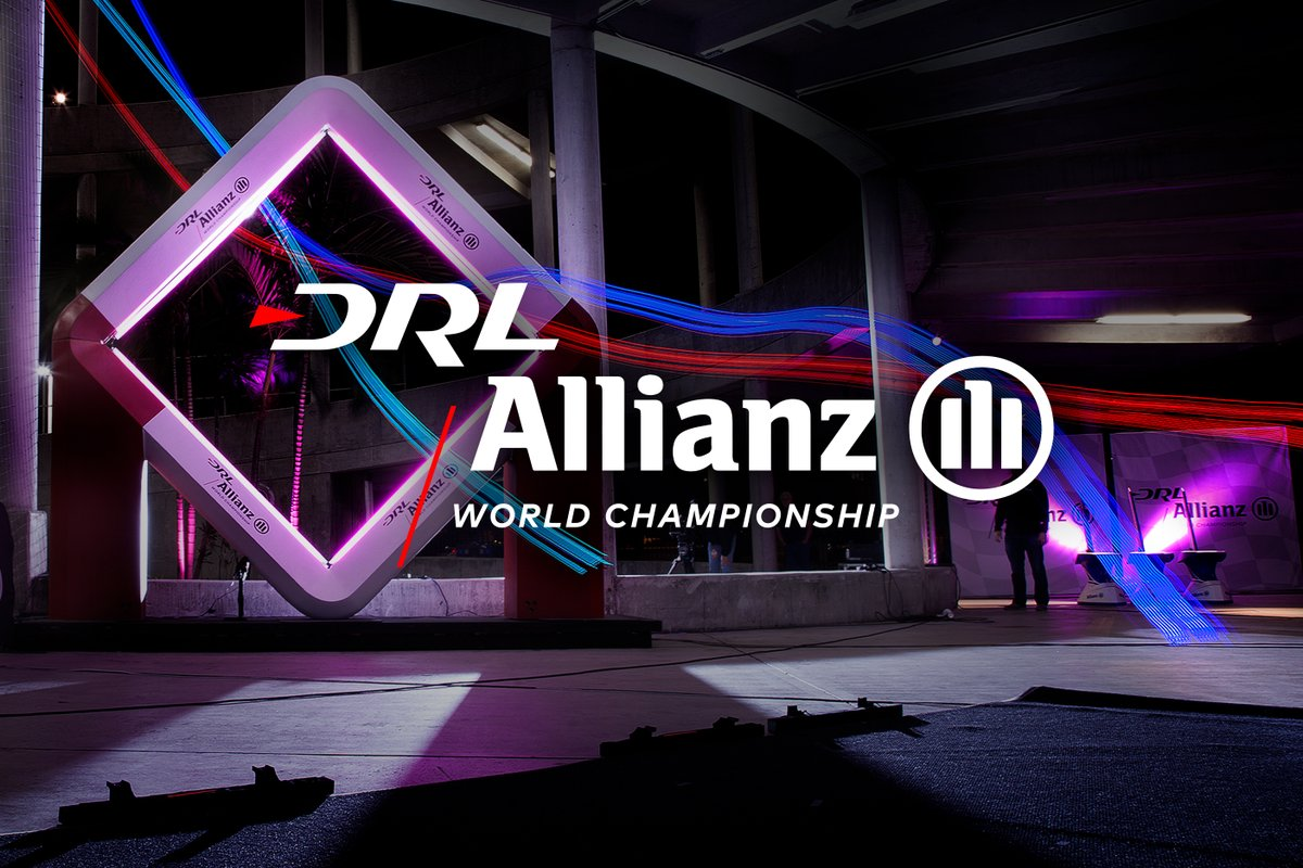 Allianz, Dron Yarış Ligi'ne sponsor oldu