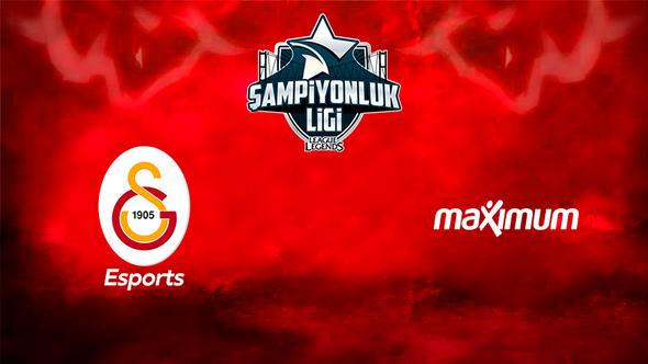 Maximum Kart, Galatasaray eSpor Takımı'na sponsor oldu