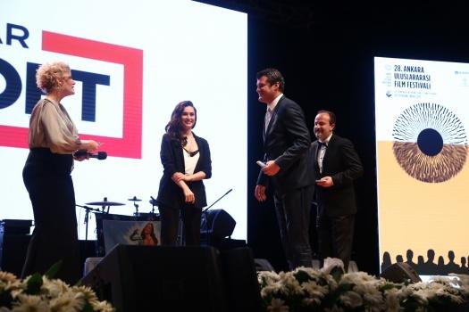Bulvar Loft, Ankara Uluslararası Film Festivali'ne sponsor oldu