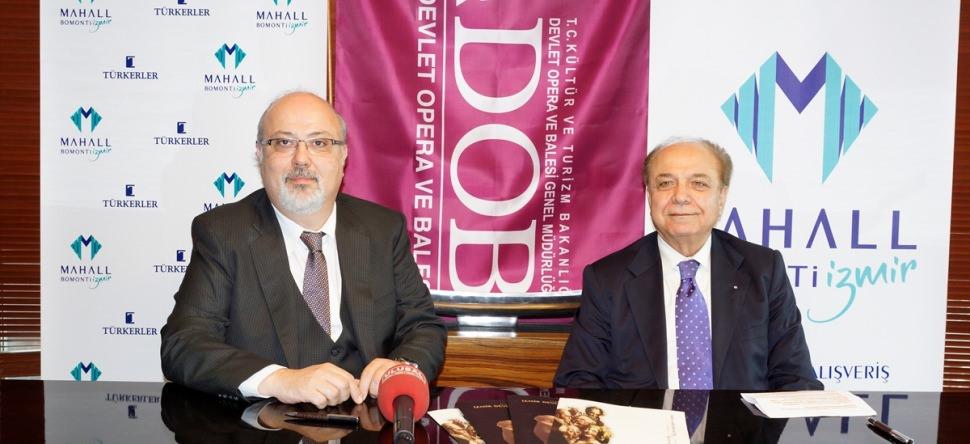 Türkerler Holding, İZDOB'a 3 yıllığına sponsor oldu