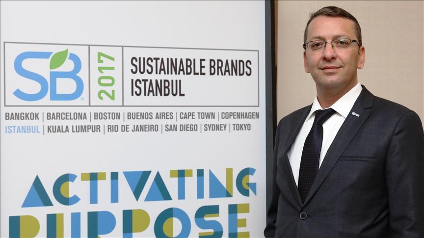 Prefabrik Yapı, Sustainable Brands 2017'ye Katıldı
