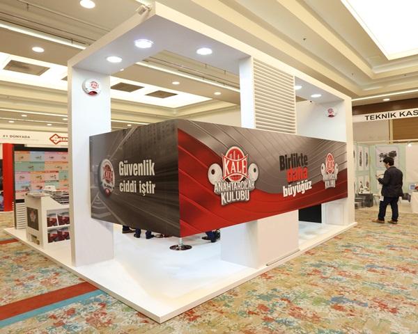 Kale Kilit 2. kez Anahtarcı & Çilingirler Eğitim ve Teknoloji Semineri'ne sponsor oldu