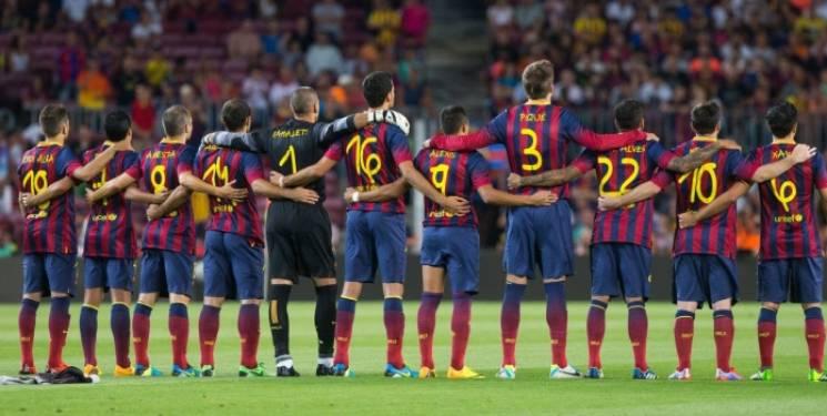 Nef, Barcelona'nın 3 yıllık yeni sponsoru oldu