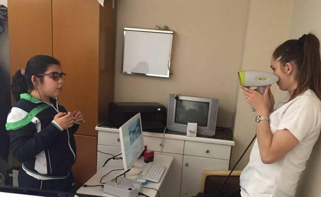 Orbit Tıp Merkezi sponsorluğunda 'Gülen Gözler' Projesi Hayata Geçti