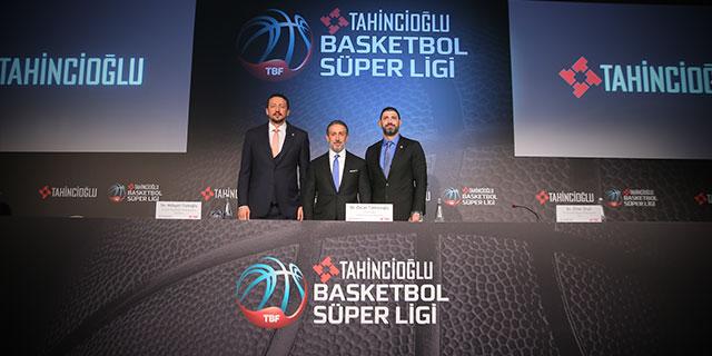 Basketbol Süper Ligi'nin isim sponsoru Tahincioğlu oldu