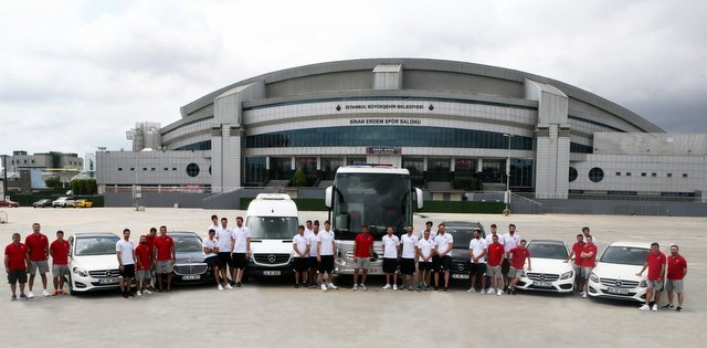 Mercedes-Benz Türk, 2017 Avrupa Basketbol Şampiyonası'na sponsor oldu