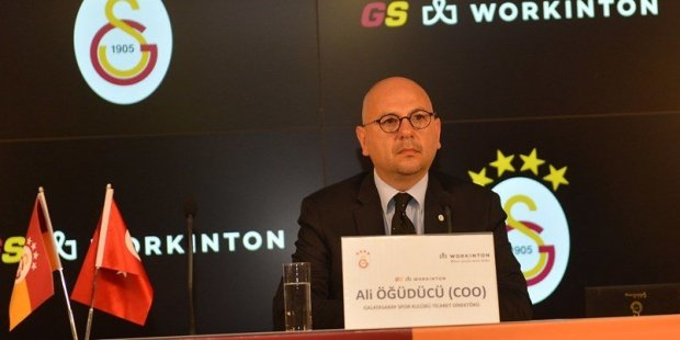 Galatasaray, Workinton ile sponsorluk anlaşması imzaladı