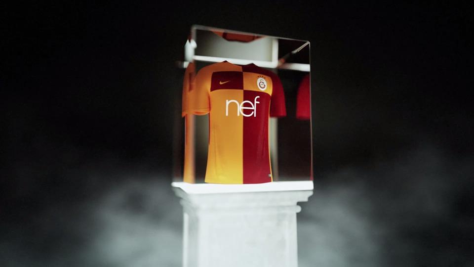 Nef, 2017-18 sezonu için Galatasaray'a özel video hazırladı