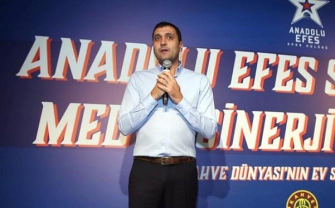 Anadolu Efes Basketbol Kulübü Sponsor Arıyor