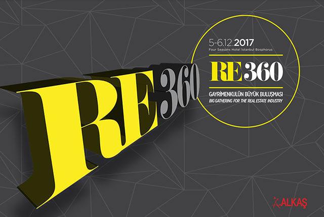 Re360 Konferansının Aremas Gayrimenkul Ana Aponsoru Oldu