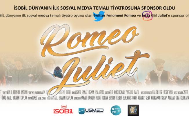 İSOBİL İlk Sosyal Medya Temalı Tiyatro Oyununa Sponsor Oldu