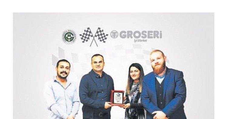 Çukurova Racing Takımı'ndan Sponsoru Groseri'ye Teşekkür