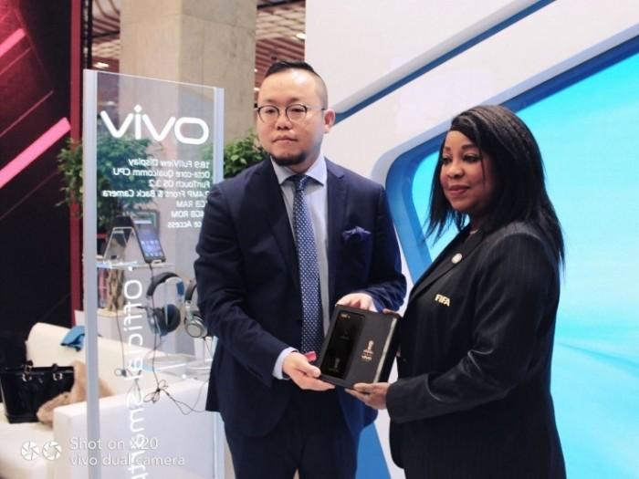 Vivo, Dünya Kupası Organizasyonlarının Ana Sponsoru