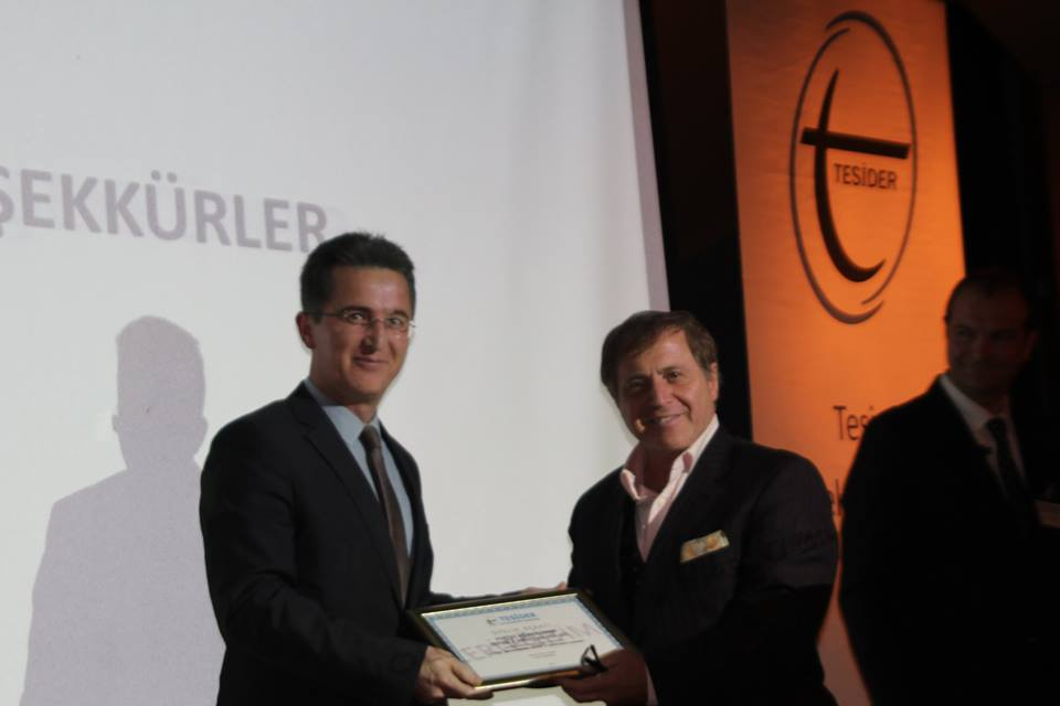Bosch Termoteknik Sponsorluğunda TESİDER Birinci Yılını Kutladı