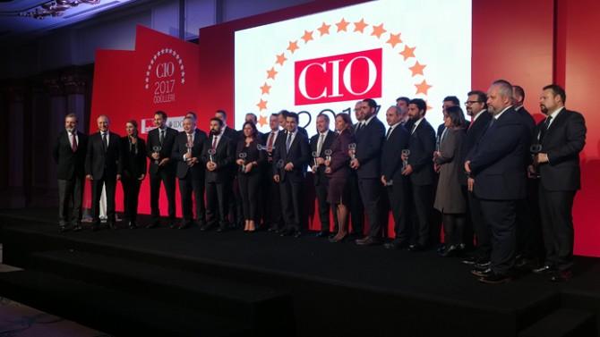 Vodafone Türkiye Ana Sponsorluğunda CIO Ödülleri 2017