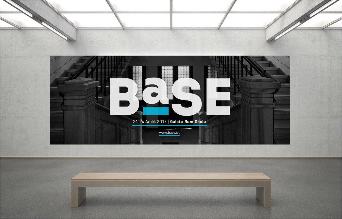 Türkiye'nin Yeni Nesil Sanatçıları İlk Kez BASE'te Buluşacak