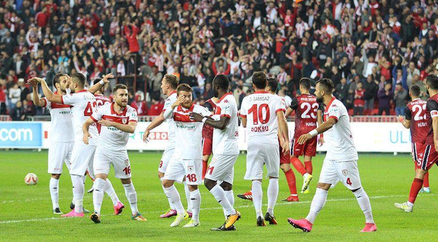 Samsunspor'un Yeni Sponsoru Mola Akaryakıt