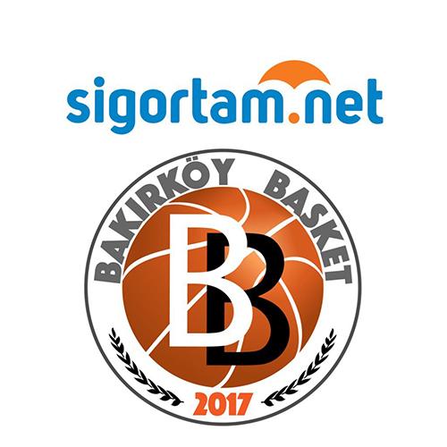 Sigortam.net Bakırköy Basket'in Forma ve İsim Sponsoru Oldu