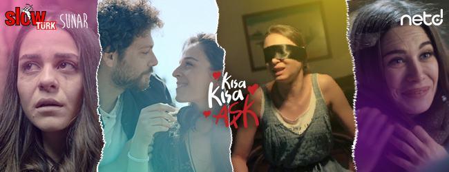 SlowTürk Sponsorluğunda Türkiye'nin İlk Kısa Film Serisi