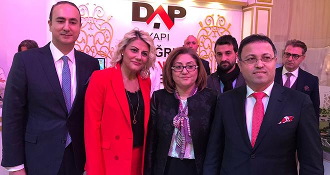 Gaziantep Alışveriş Şenliği Ana Sponsoru DAP Yapı
