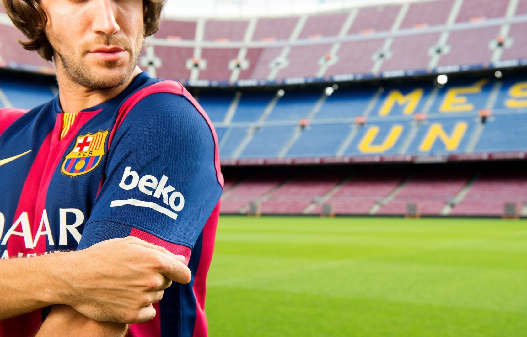 Beko Barcelona'ya Sponsor Olmaya Devam Edecek
