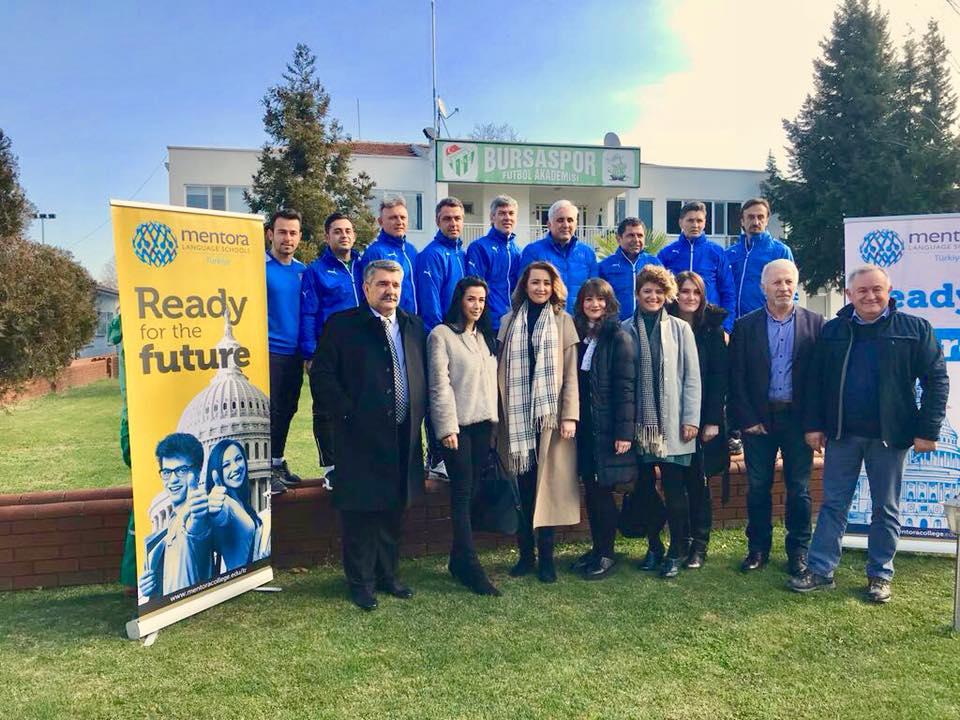 Bursaspor Altyapı Antrenörlerine Yeni Sponsor