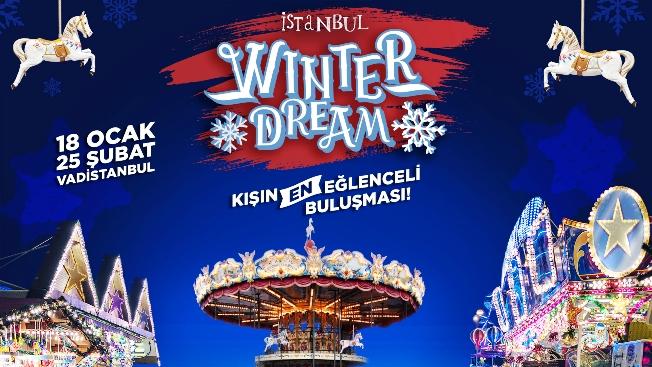 Yapı Kredi Ana Sponsorluğunda İstanbul Winter Dream