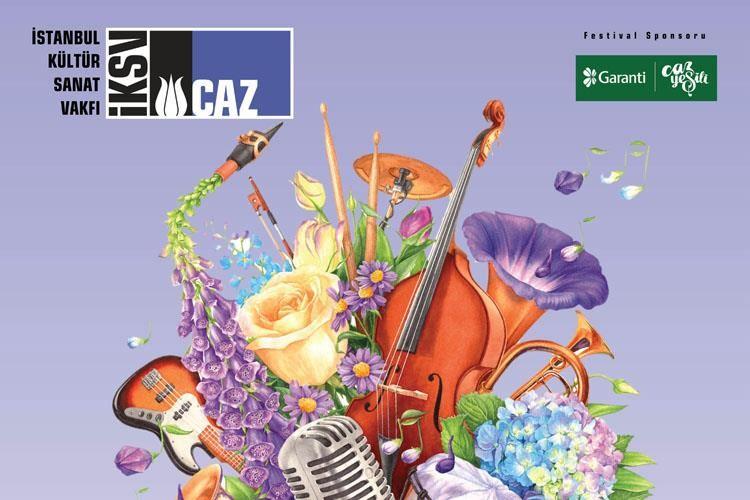 Garanti Bankası Sponsorluğunda İstanbul Caz Festivali