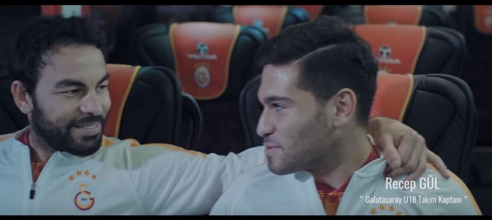TEMSA Maraton Galatasaray İçin Reklam Filmi Hazırladı
