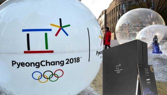 Kış Olimpiyatları'nda İran ile Güney Kore'nin Samsung Akıllı Telefon Krizi