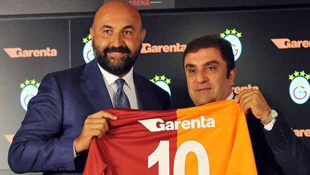 Garenta'nın Galatasaray Sponsorluğu İle İlgili Açıklaması