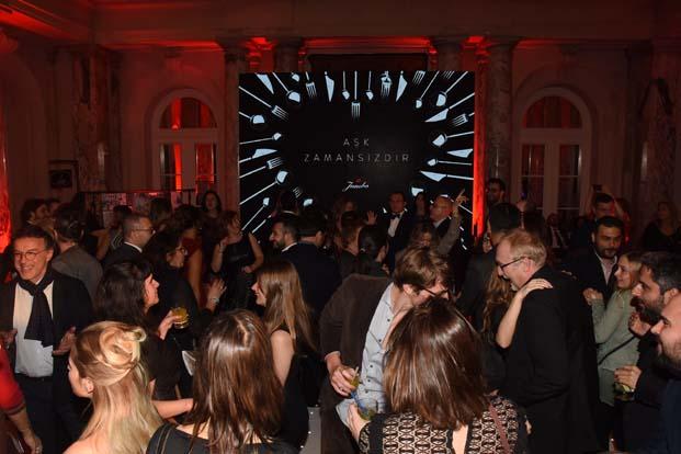 Amour LAB 'Paris/İstanbul' Gecesi'nin Sponsoru Jumbo