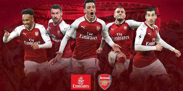 Arsenal İle Emirates'in Rekor Sponsorluk Anlaşması