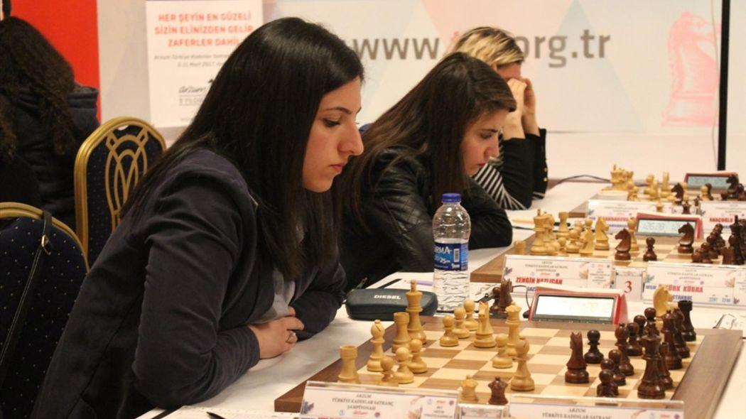2018 Arzum Türkiye Kadınlar Satranç Şampiyonası