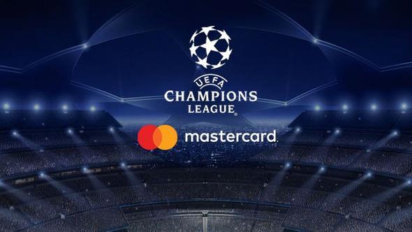 Mastercard, UEFA Şampiyonlar Ligi'nde Olmaya Devam Edecek